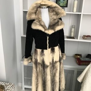 Jackets & Blazers - Vintage Fur